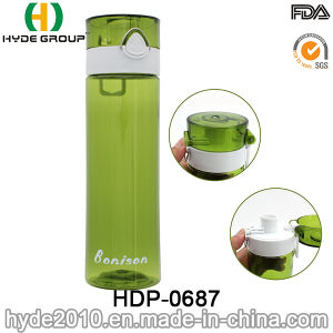 700ml Portable Tritan BPA Free Plastic Drink Water Bottle, Customized Plastic Sport Water Bottle (HDP-0687) pictures & photos