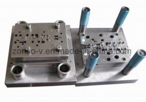 Plastic Injection Mold Stamping Die Die Mold Parts Mold Parts pictures & photos