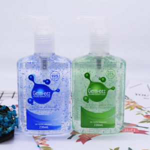 Hand Sanitizer Gel with Moisturising Beads with Aloe Vera pictures & photos