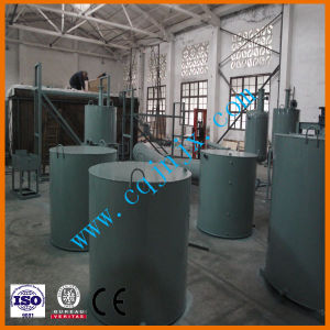 Oil Distillation Machine Convert Waste Used Engine Oil to Yellow Base Oil pictures & photos
