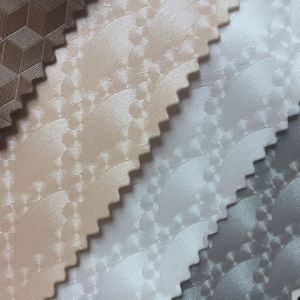 Durable Synthetic PVC Leather for Wall Decoration pictures & photos