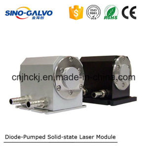 75W Laser Machine Part YAG Diode-Pumped Solid-State Laser Module pictures & photos