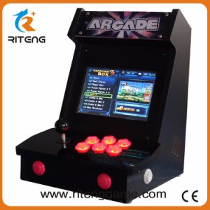 Coin Pusher Arcade Machine Mini Bartop Arcade Game pictures & photos