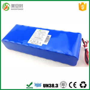 36V 4.4ah Rechargeable Lithium Battery for Self Balancing