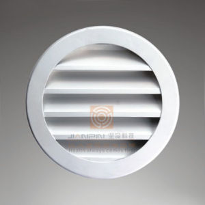 Air Conditioner Round Waterproof Louver Diffuser with Bird Mesh pictures & photos