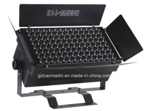 112*3W RGBW 4in1 LED Face Light/Flood Light/Project Light /Spot Light pictures & photos
