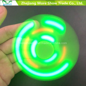 LED Bluetooth Speaker Music Fidget Spinner EDC Hand Spinne Kids/Adult Funny Toy pictures & photos