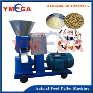 Good Condition Chicken Duck Rabbit Cow Feed Granulating Machine pictures & photos