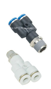 Pneumatic Connector Hose Fitting Tube Fitting pictures & photos