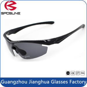 UV400 Shatterproof Lens Flexible Frame Comfortable Fit Unisex Road Bike Sunglasses pictures & photos