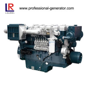 3000rpm 122HP Marine Diesel Engine pictures & photos