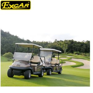 A1s2 8V Battery Operated Cheap Electric Golf Cart pictures & photos