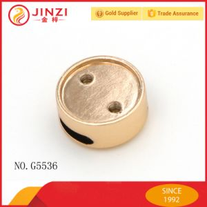 Nickel Free Variou Type Zinc Alloy Cord End Stopper pictures & photos