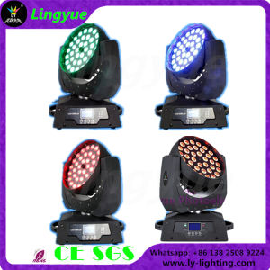 Professional 36X12W Wash Moving Head LED Stage Light pictures & photos