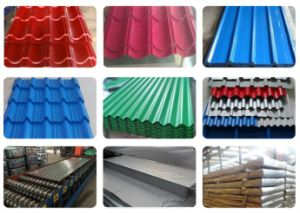 Prefab Steel Sheet for Structure Buildings pictures & photos