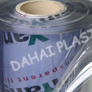 0.60mm High Gloss PVC Super Clear Film pictures & photos