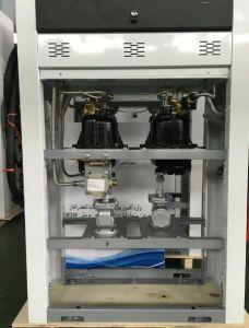 Zcheng Fuel Dispenser Tokheim Submersible Pump Double Nozzle pictures & photos