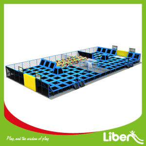 2016 Factory Price Trampoline Park Indoor Commercial Trampoline Park for Promotion pictures & photos