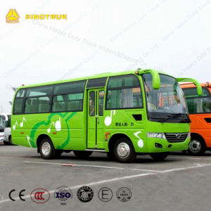 New 30 Passenger Seats Bus/Shuttle Bus/City Bus pictures & photos