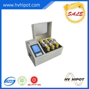GDOT-3B Insulation Oil Dielectric Strength Tester pictures & photos