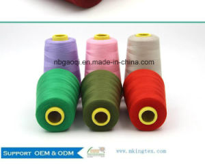 40s/2 100% Polyester Sewing Thread From 50y 100y to 5000y 1000y pictures & photos