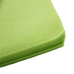 Needle Punched Nonwoven Fabric Cloth, Hongyi Direct Sale Nonwoven Kitchen Cloth pictures & photos