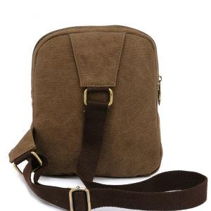 China Wholesale Canvas Shoulder Bag pictures & photos