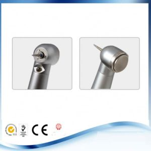 LED Self-Sufficient Dental High Speed Handpiece Push Button Torque Head pictures & photos