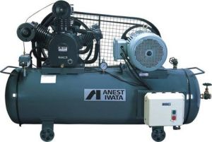 Anest Iwata Piston Oil Free Air Compressor pictures & photos