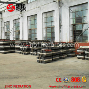 Industrial Membrane Filter Press Machine for Wastewater Sludge Dewatering pictures & photos
