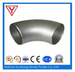Stainless Steel 316 Fittings Elbow Welded Pipe pictures & photos