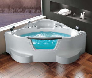 Jacuzzi Bathtub with Massage Function Ce, Upc, ETL Certified pictures & photos