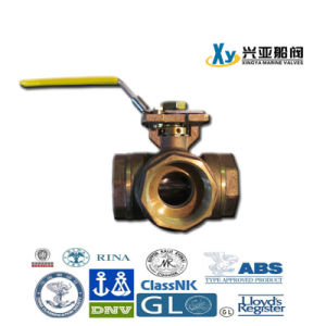 30 Years Professional Manufacturer Wholesale Bronze Ball Valve pictures & photos