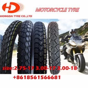 Motorcycle Parts, Motorcycle Tire 2.75-17 Hot Sale Pattern pictures & photos