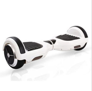 E-Scooter UL 2272 Certified Hoverboard 2 Wheel Electric Standing Scooter pictures & photos