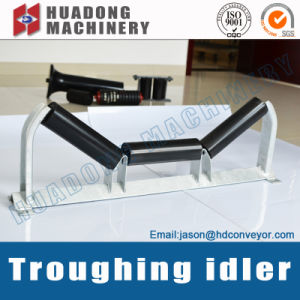 Well Sealed Troughing Conveyor Roller pictures & photos