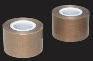 High Quality Heat-Resist PTFE Coated Fiberglass Adhesive Tape pictures & photos