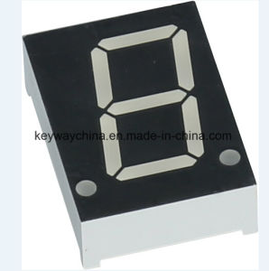 Keyway High Quality Signal-Digit 7 Segment LED Display pictures & photos