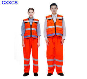 Police Security Guard Reflective Jackets pictures & photos