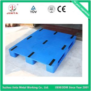 Single Face Full Plastic Heavy Load Pallet pictures & photos