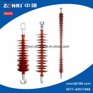 Suspension Insulator with Large Sheds 110-132kv 100-160kn pictures & photos