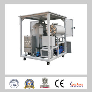 Hydraulic Oil High Vacuum Purification pictures & photos