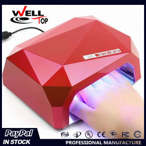 Nail Beauty, Nail UV Light, 36 Watt UV Lamp pictures & photos