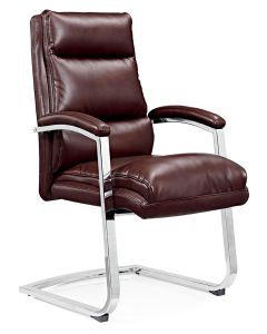 Modern Brown Leather Office Boss Executive Chair pictures & photos