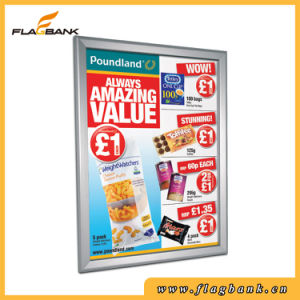 Silver Aluminium Promotion 25mm Profile Snap Frame/Picture Frame pictures & photos