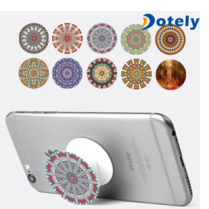 Pop New Design Socket Phone Car Stand Grip Holder pictures & photos