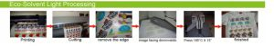 Eco-Solvent Inkjet Heat Transfer Paper for Light Fabric pictures & photos