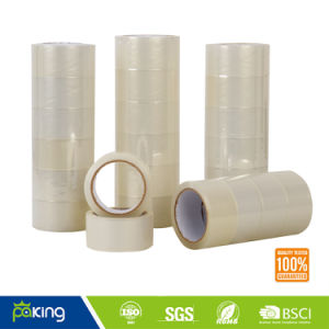 Easy Tearing Clear BOPP Adhesive Packing Tape pictures & photos