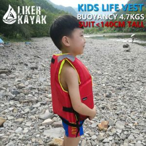 Sports Children Kids Swimming EPE 210d Life Jacket Vest for Children pictures & photos