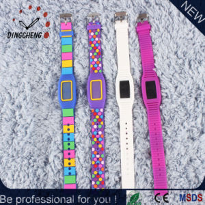 New Style Wristwatch Silicone LED Watch for Promotion (DC-0469) pictures & photos